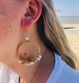 Candy Sweet Colour Beach Oorbellen
