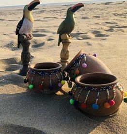 Sarith purchase Toekan op polystone stok (zwart)