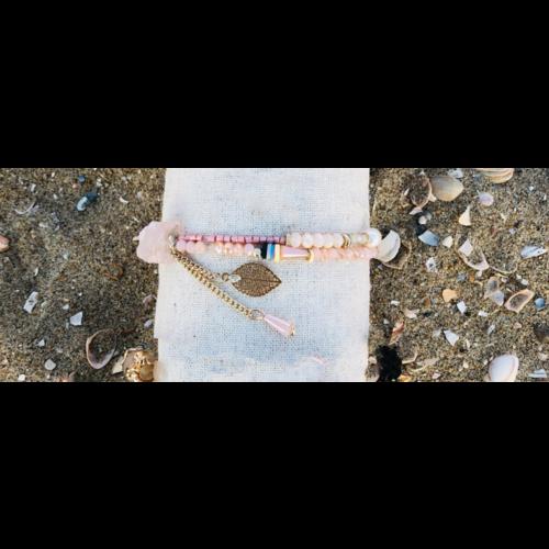 Juleeze Armbandje Summer Pink