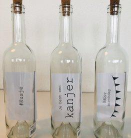 Flessenpost Kanjer