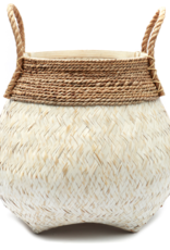 Bazar Bizar Belly Basket Natural