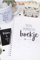 MiekinVorm Mooie momenten boek