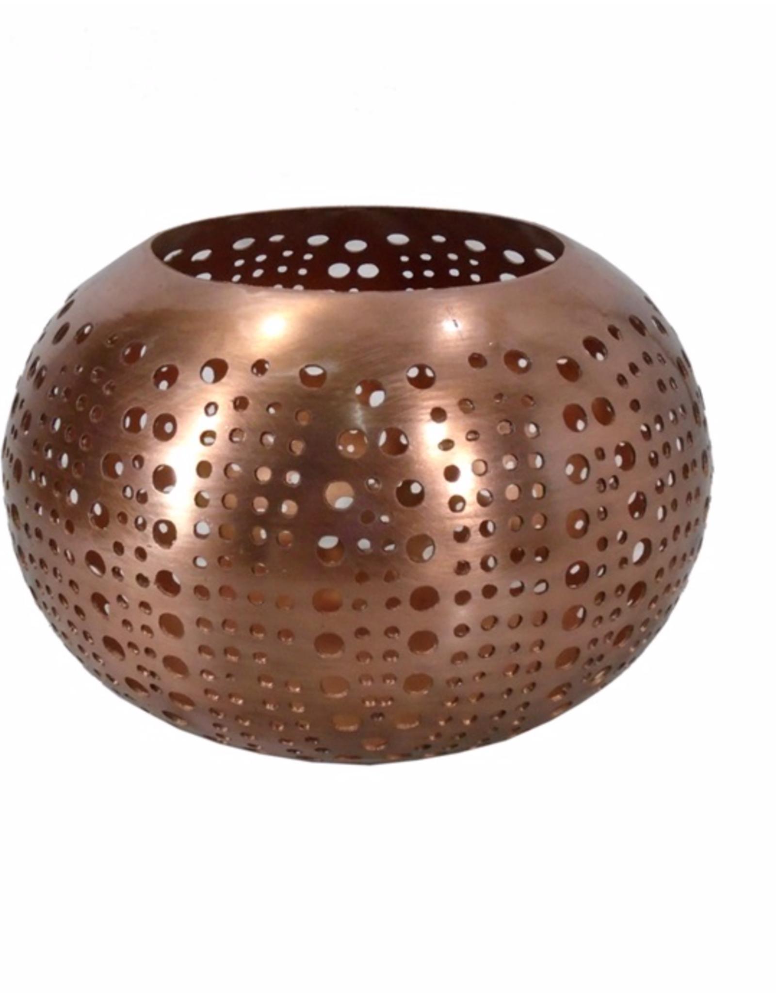 Bazar Bizar Circle Sphere Windlicht