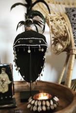 Bazar Bizar Decoratie Hoofdtooi Zwart