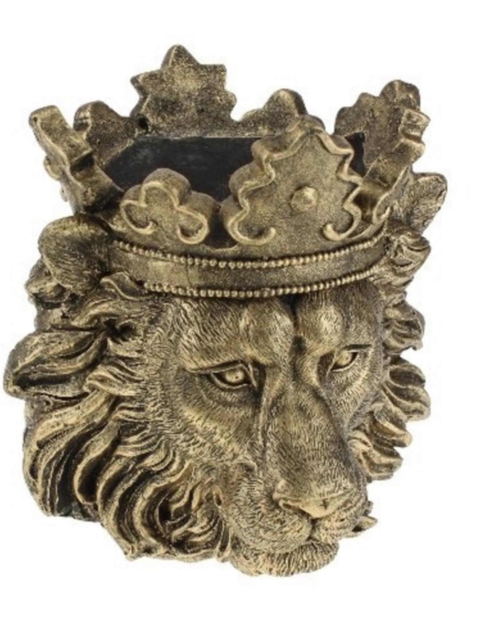 Bloempot Leeuw