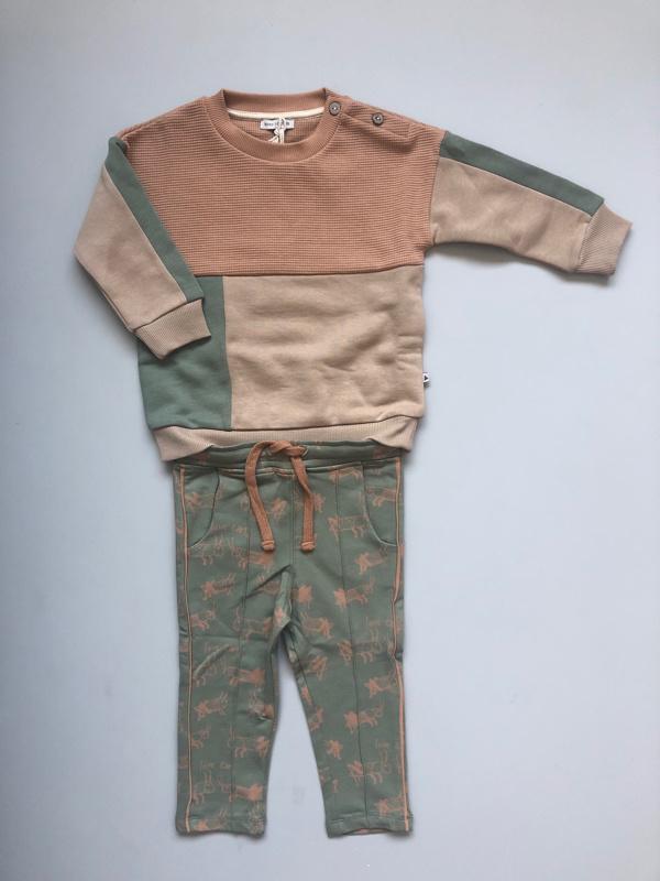Capsule wardrobe boys Milck