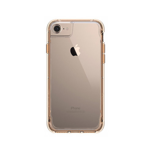 Griffin Survivor Clear Apple iPhone 6/6S/7/8 Gold/Clear | Griffin