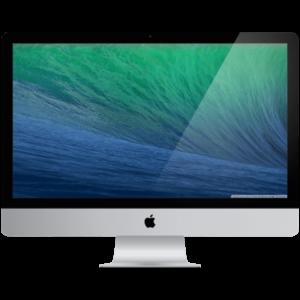 iMac 21.5 inch (Late 2013) – 8GB RAM – 256GB SSD
