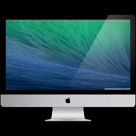 iMac 21.5 inch (Late 2013) - 8GB RAM - 256GB SSD | Zo goed als nieuw