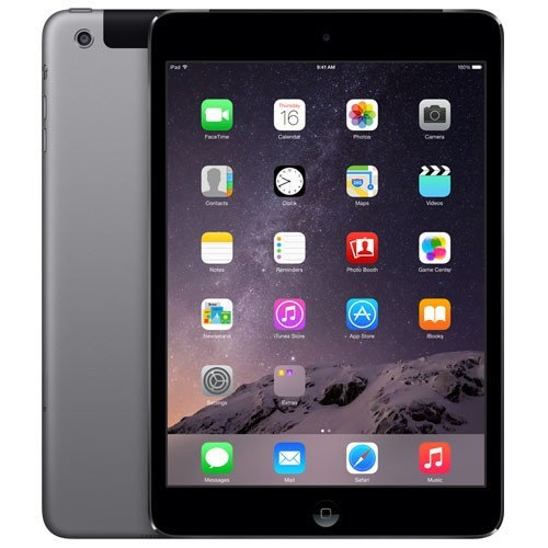 Apple iPad Air 2 Wi-Fi + Cellular(4G)   32GB   Space Grijs