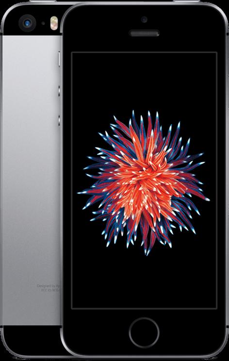 iPhone SE | 64GB | Space Grijs | Zo goed als nieuw