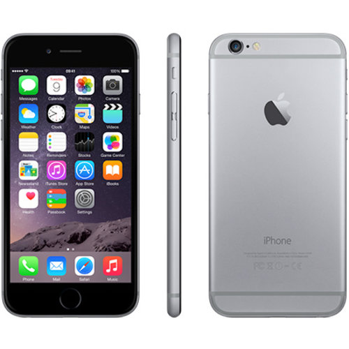 Apple iPhone 6 | 16GB | Space Grijs