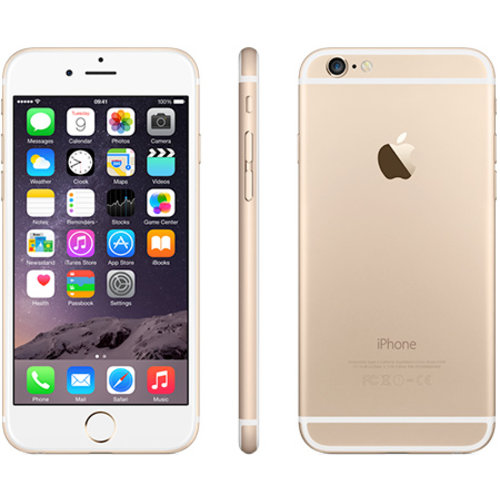 Apple iPhone 6 | 64GB | Goud
