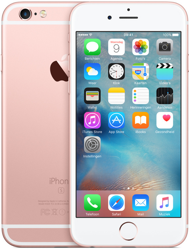 iPhone 6s | 32GB | Rosé Goud | Premium refurbished