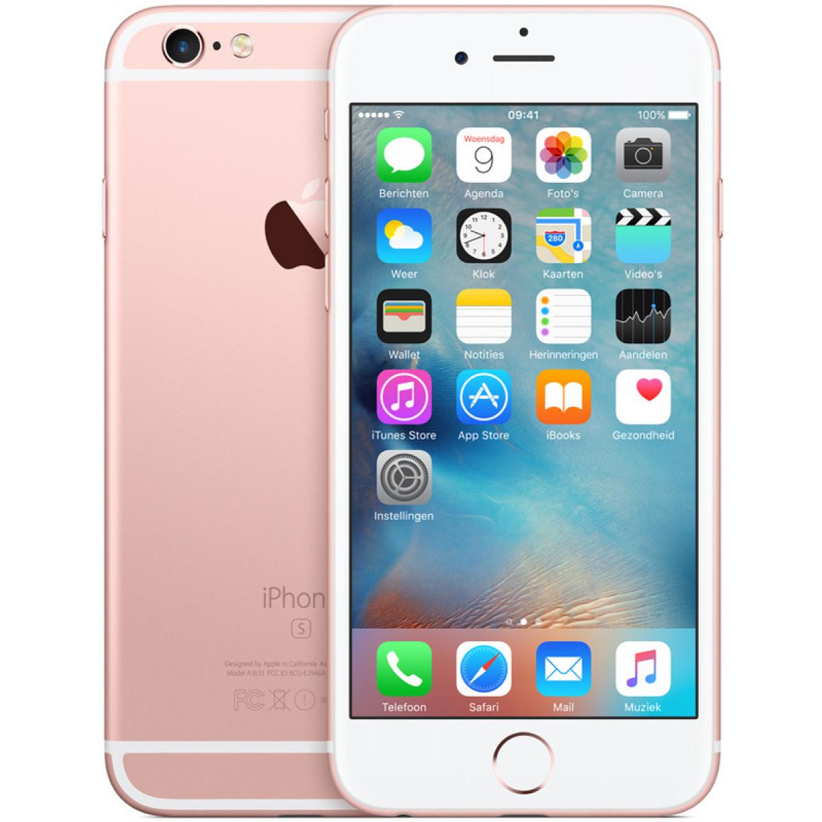 iPhone 6s Plus   128GB   Rosé Goud   Premium refurbished