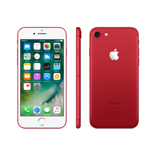 Apple iPhone 7 | 256GB | Rood