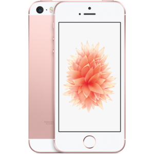 iPhone SE | 128GB | Rosé Goud