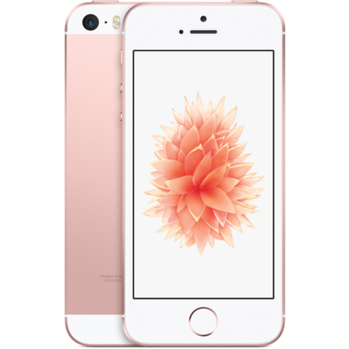 Apple iPhone SE   128GB   Rosé Goud