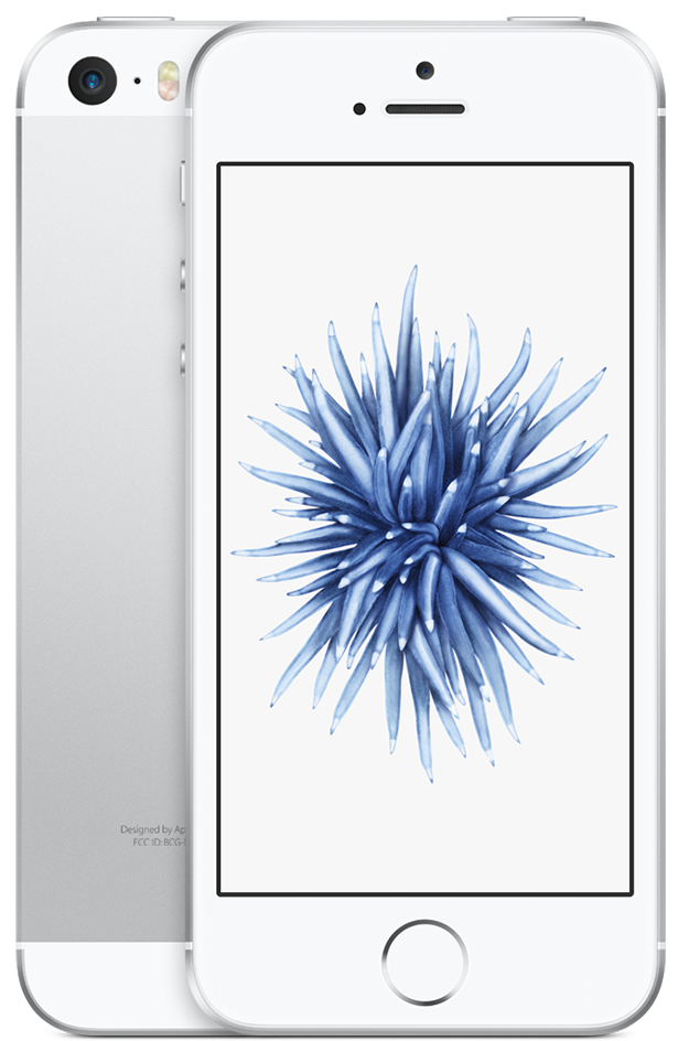 iPhone SE | 32GB | Zilver | Premium refurbished