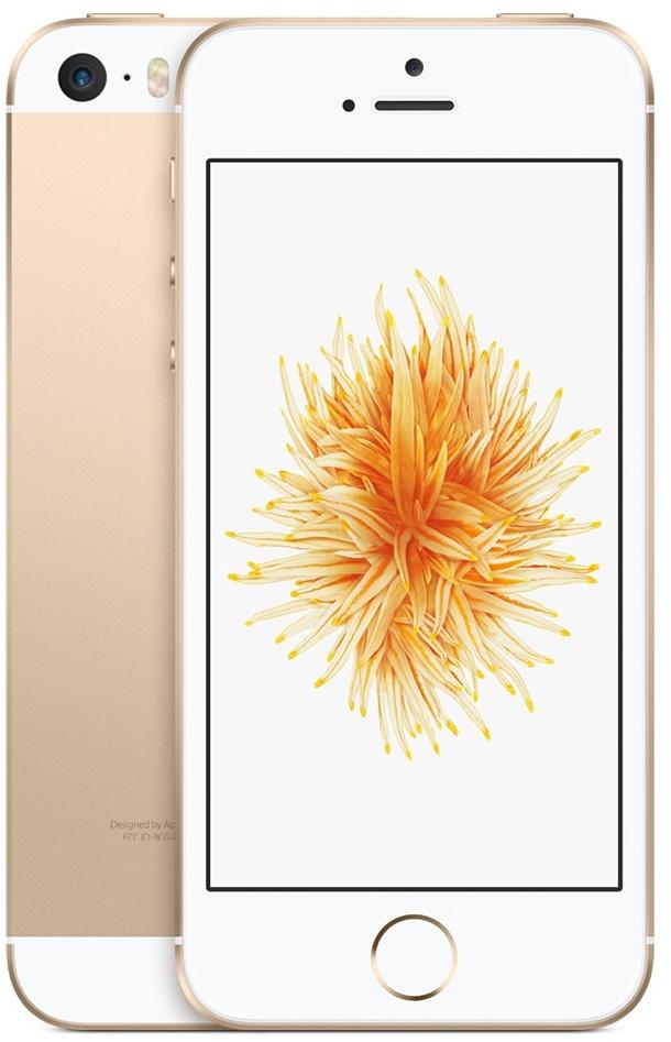 iPhone SE   64GB   Goud   Zo goed als nieuw