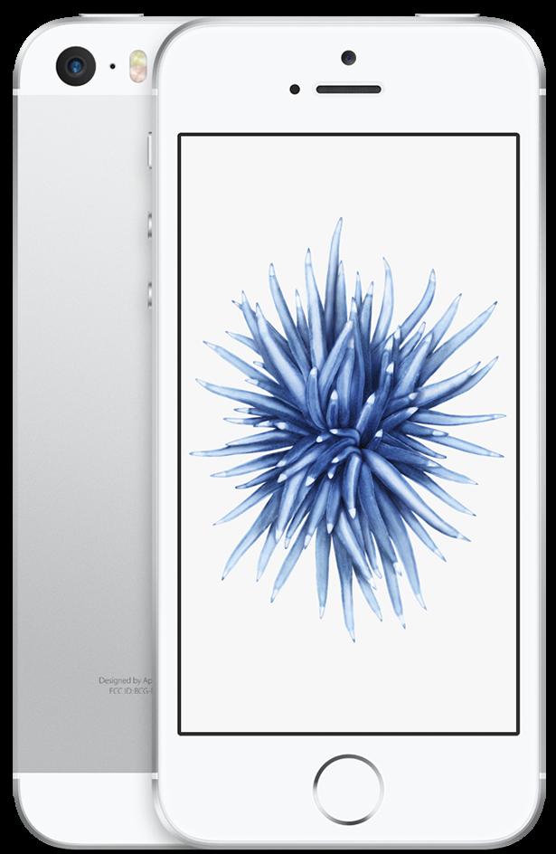 iPhone SE | 64GB | Zilver | Zo goed als nieuw
