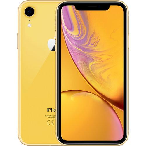 Apple iPhone Xr | 256GB | Geel