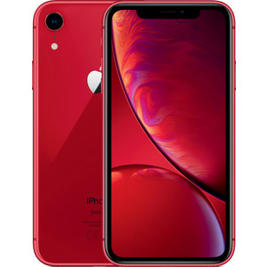 iPhone Xr | 256GB | Rood