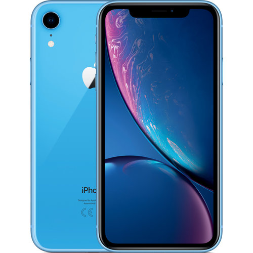 Apple iPhone Xr | 256GB | Blauw