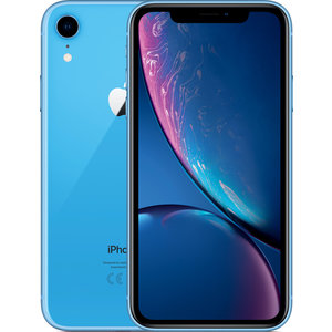 iPhone Xr | 128GB | Blauw