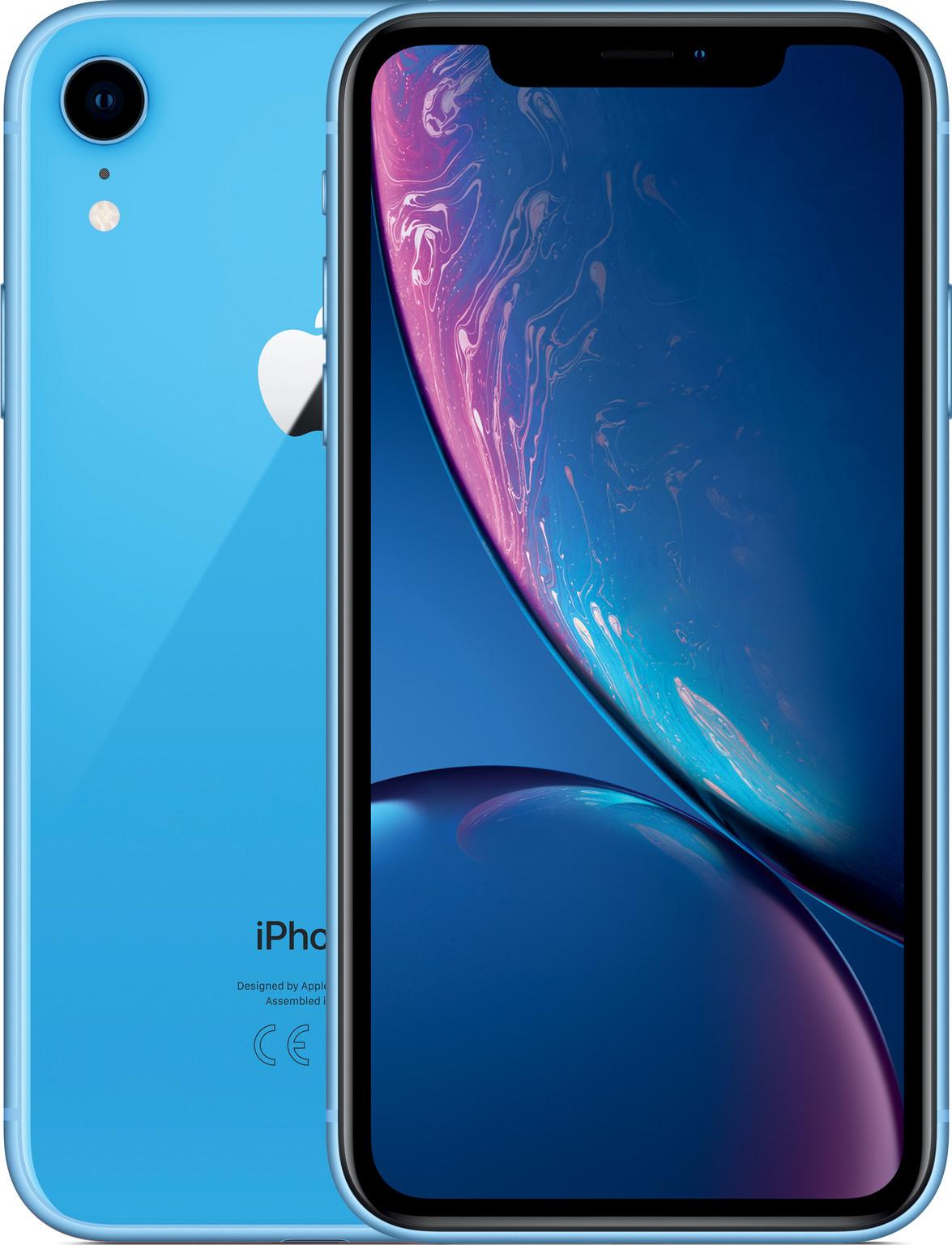iPhone Xr | 128GB | Blauw | Zo goed als nieuw