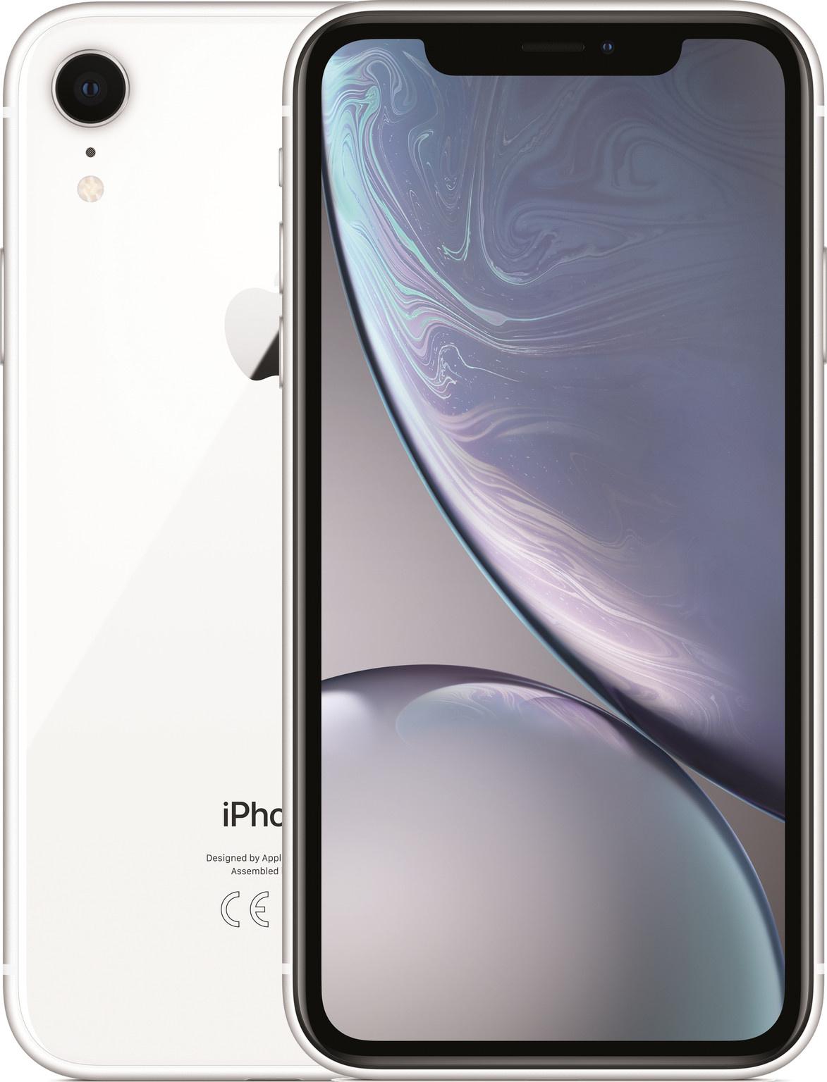 iPhone Xr   256GB   Wit   Premium refurbished