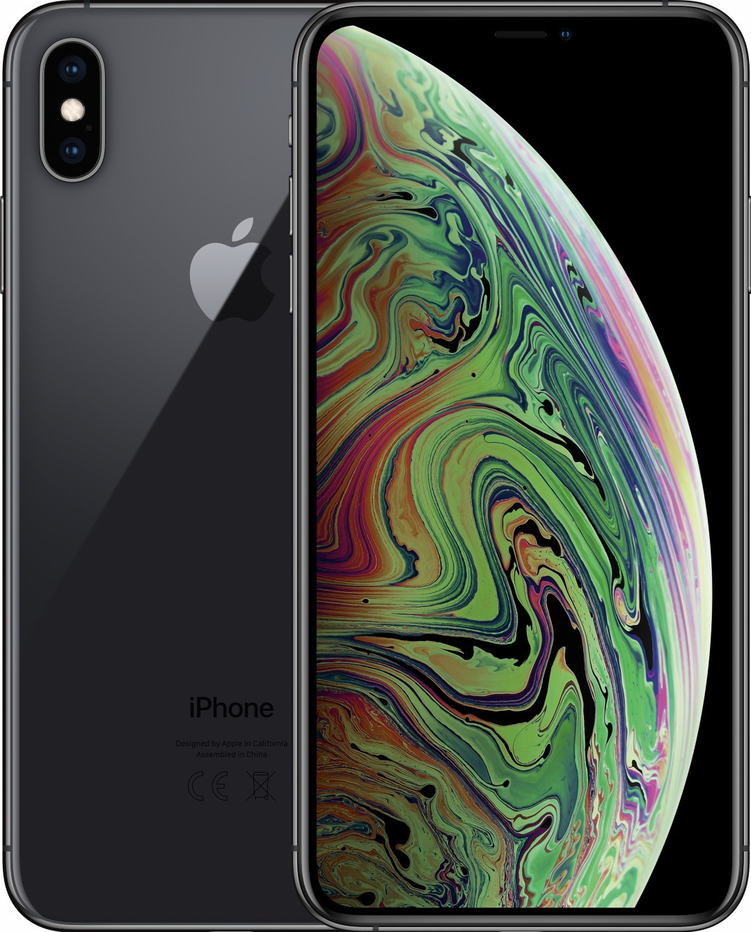 iPhone Xs Max   256GB   Space Grijs   Zo goed als nieuw: 4.5