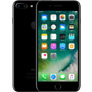 iPhone 7 Plus | 128GB | Gitzwart