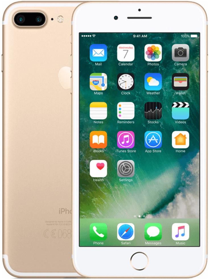 iPhone 7 Plus   128GB   Goud   Premium refurbished