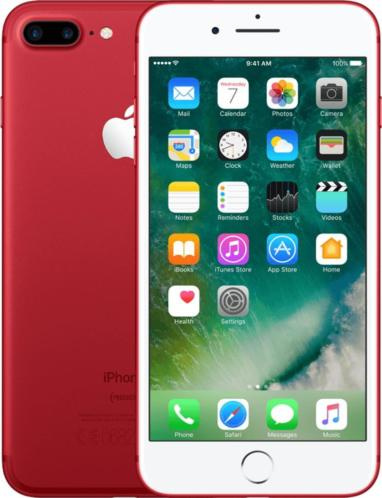 iPhone 7 Plus | 128GB | Rood | Premium refurbished