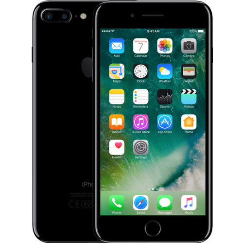 Apple iPhone 7 Plus | 256GB | Gitzwart