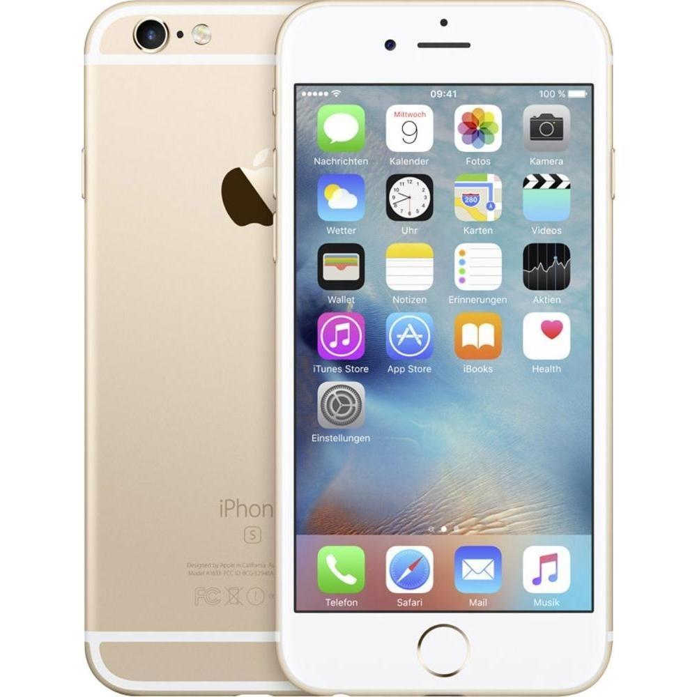 iPhone 6s   64GB   Goud   Premium refurbished