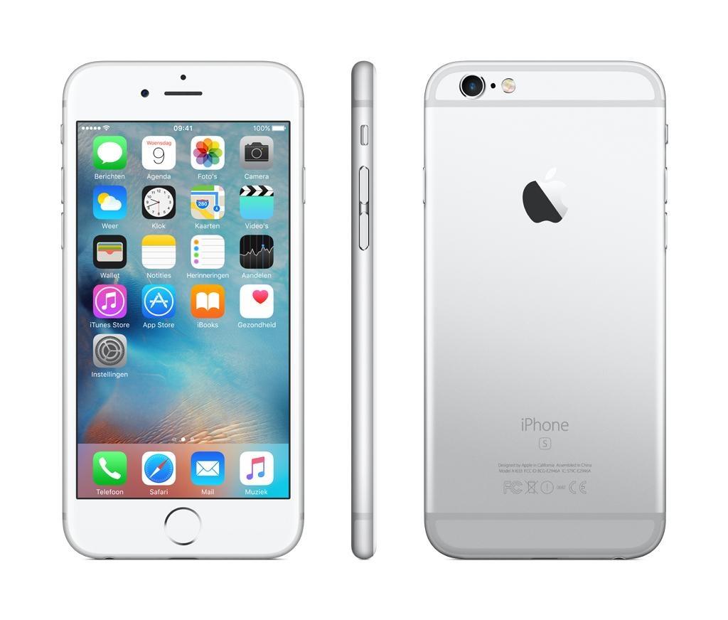iPhone 6   16GB   Zilver   Premium refurbished