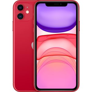 iPhone 11 | 64GB | Rood