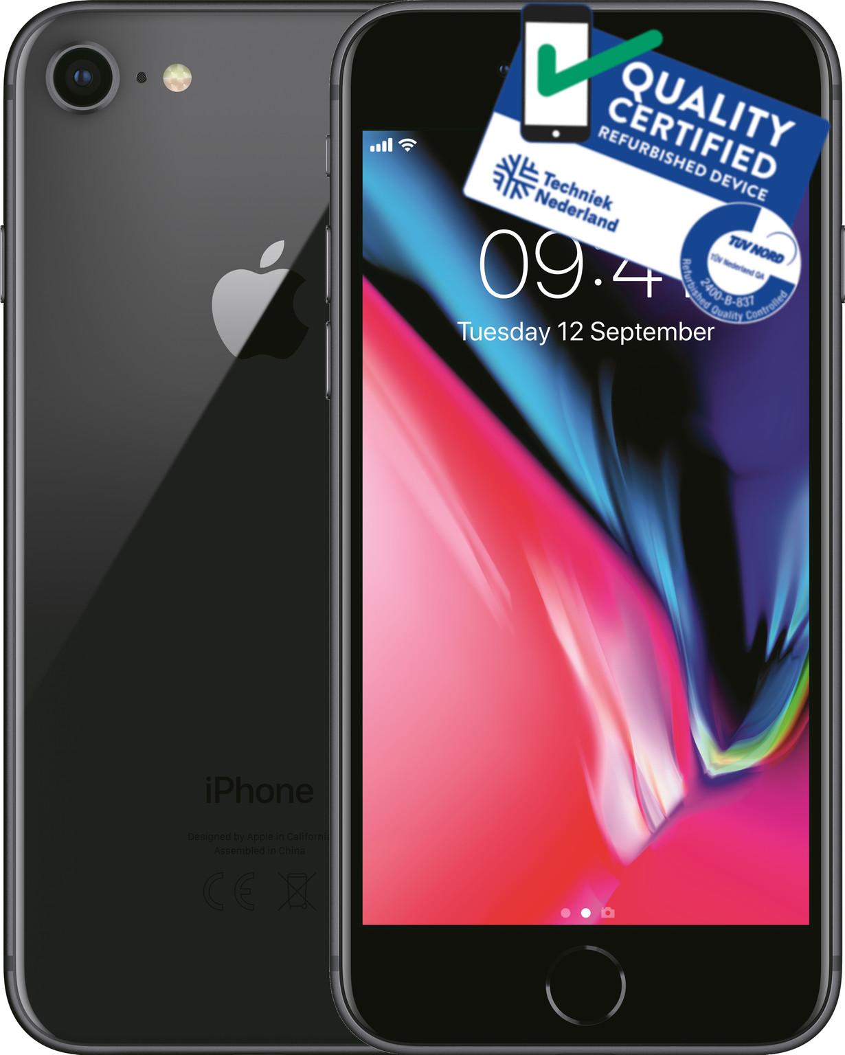 iPhone 8 | 256GB | Space Grijs | Zichtbare gebruikerssporen