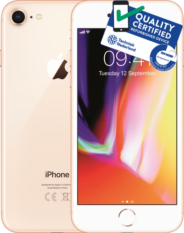 iPhone 8 | 256GB | Goud | Zichtbare gebruikerssporen