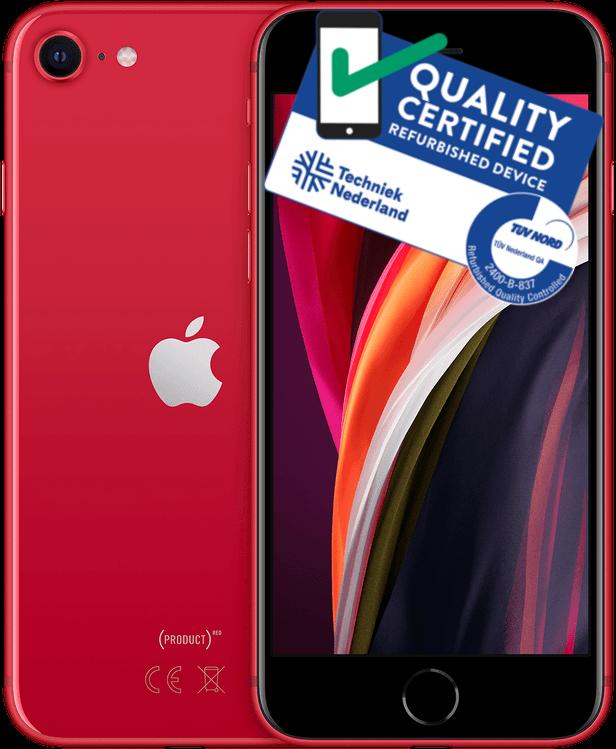 iPhone SE 2020 | 128 | Red | Zo goed als nieuw