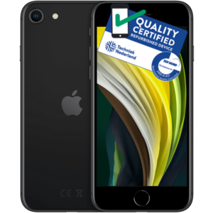 iPhone SE (2020) | 128GB | Zwart