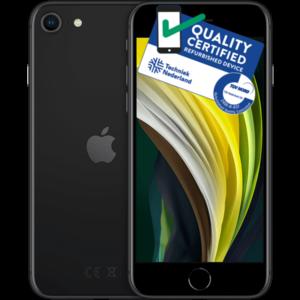 iPhone SE (2020) | 64GB | Zwart