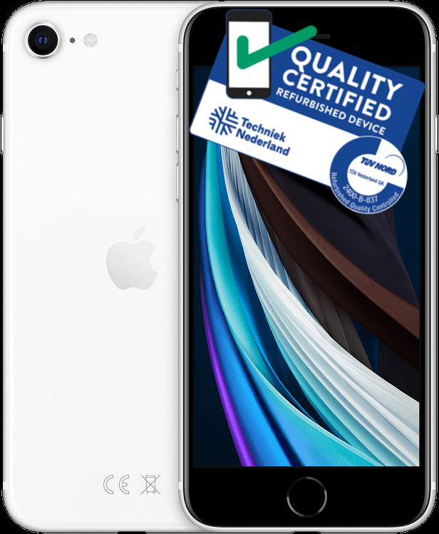 iPhone SE 2020 | 64GB | Wit | Zichtbare gebruikerssporen