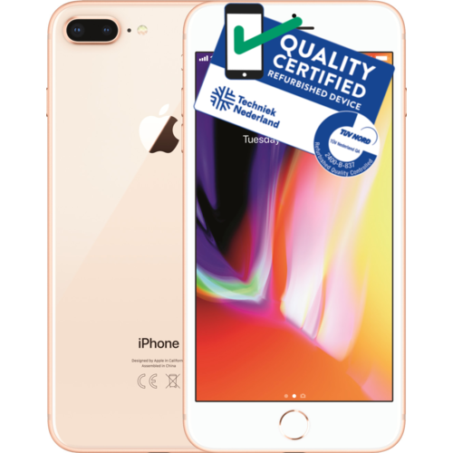 Apple iPhone 8 Plus | 64GB | Goud
