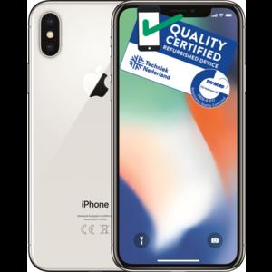 iPhone X | 64GB | Zilver