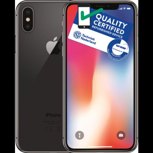 Apple iPhone X | 64GB | Space Grijs