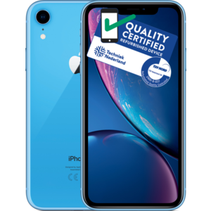 iPhone Xr | 64GB | Blauw