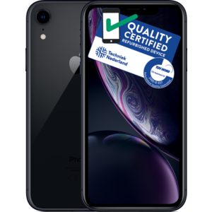 iPhone Xr | 64GB | Zwart